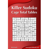 Killer Sudoku - Cage Total Tables