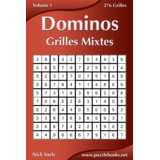 Dominos Grilles Mixtes - Volume 1 - 276 Grilles