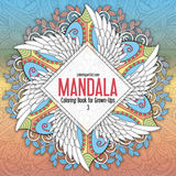 Mandala Coloring Book for Grown-Ups 3