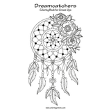 Dreamcatchers Coloring Book for Grown-Ups 1