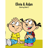 Olivia & Aiden Coloring Book 2