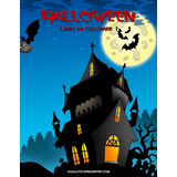 Halloween Libro da Colorare 1