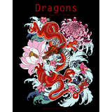 Dragons Coloring Book for Grown-Ups 2