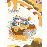 Enchanted Coloring Book for Grown-Ups 2