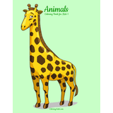 Animals Kids Coloring Book 1