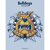 Bulldogs Coloring Book 1