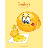 Smileys Coloring Book 2