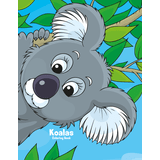 Koalas Coloring Book 1