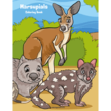 Marsupials Coloring Book 1