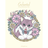 Enchanted Coloring Book for Grown-Ups 3